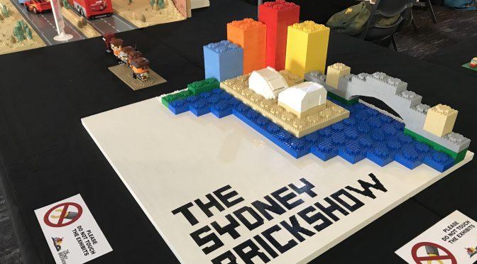 SydLUG shines at the 2018 Sydney Brick Show